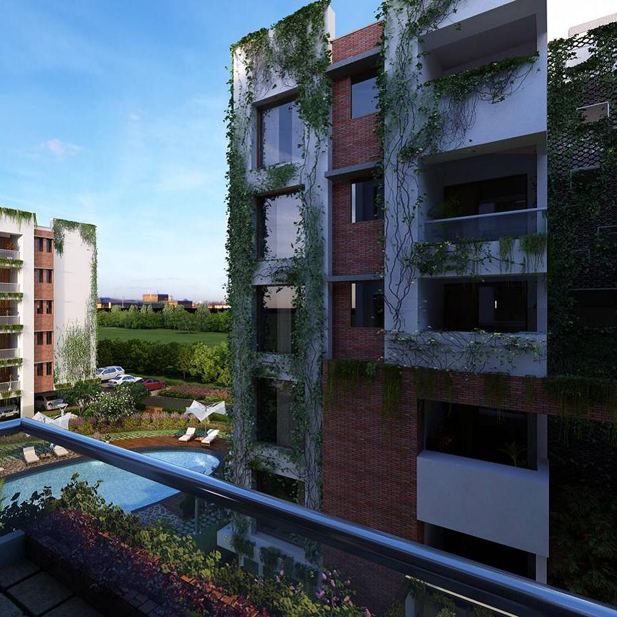Ivy Greens Vedic Village Kolkata
