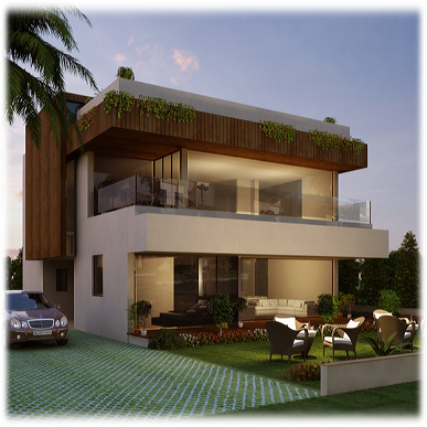 Vedic Village Golf Villas