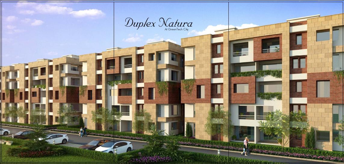 Duplex Natura Rajarhat