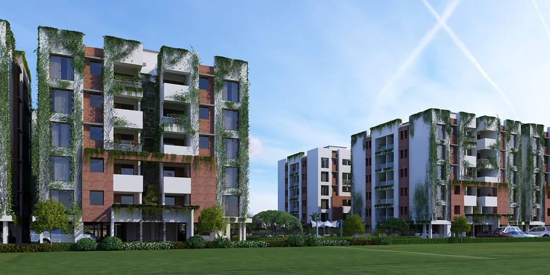 Ivy Greens in Vedic Village