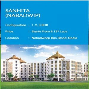 sanhita housing project nabadwip