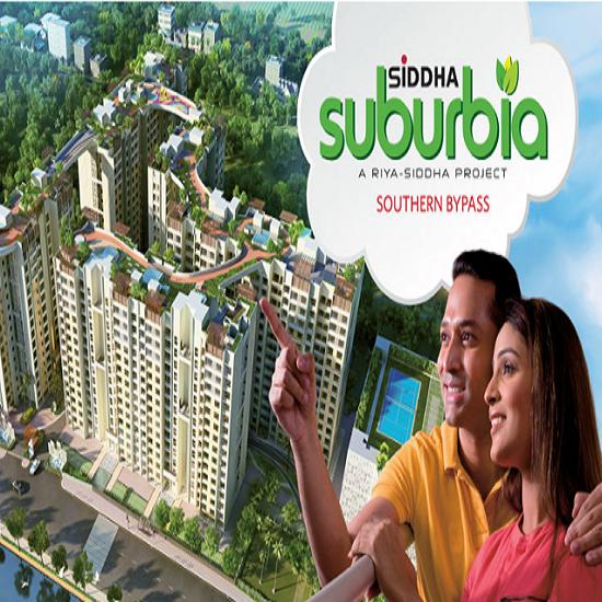 Siddha Suburbia Kolkata